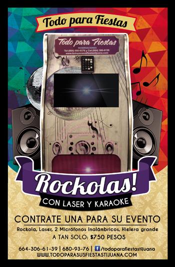 Rockolas Tijuana